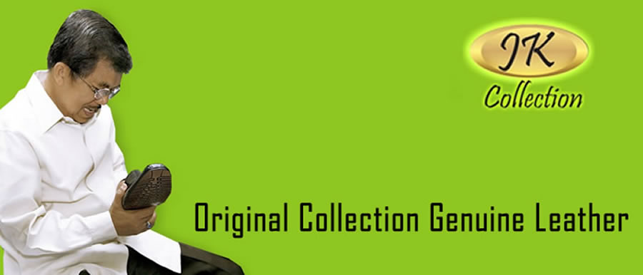 JK Collection Original Collection Genuine Leather